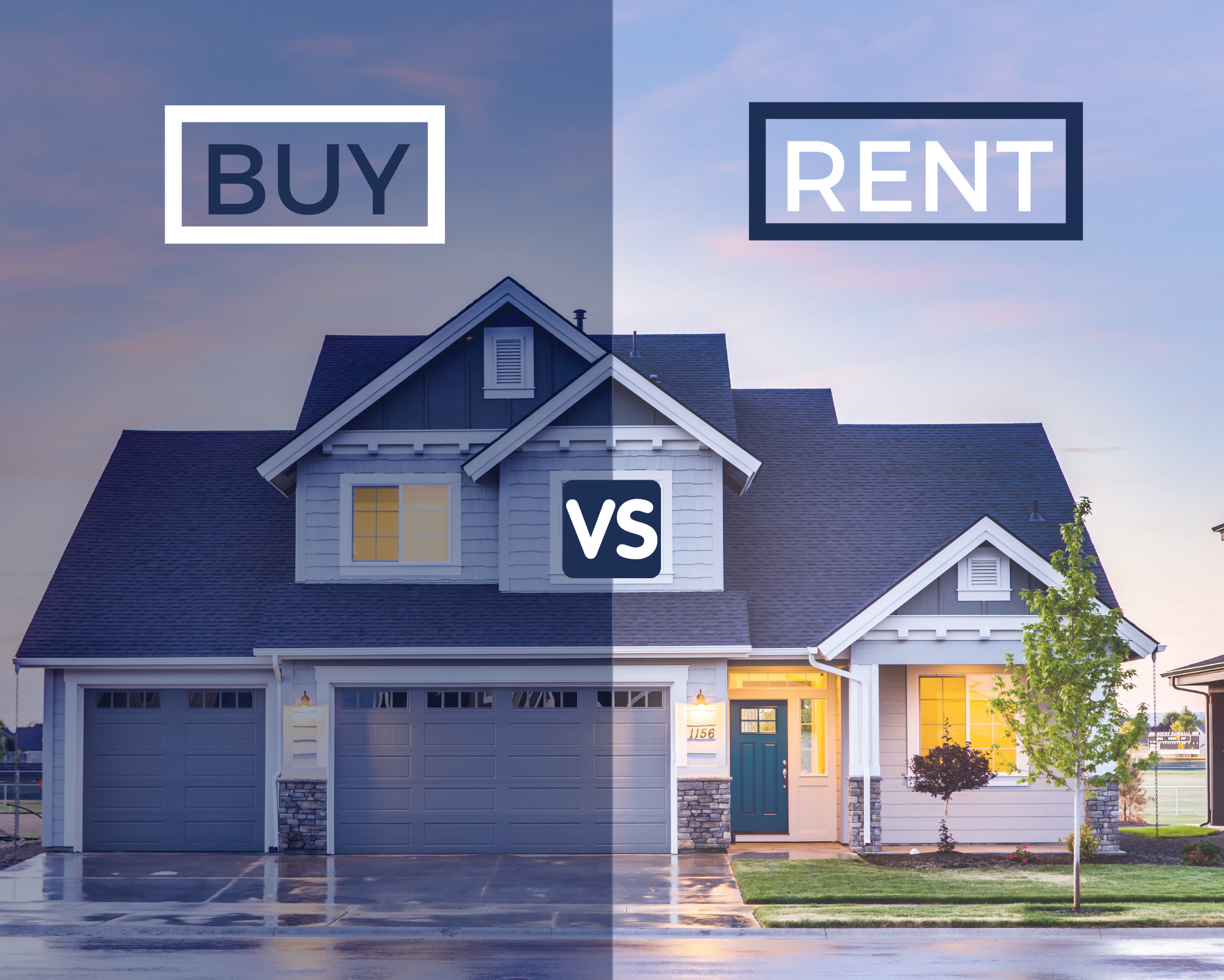Which is Better? Buying vs. Renting a Home